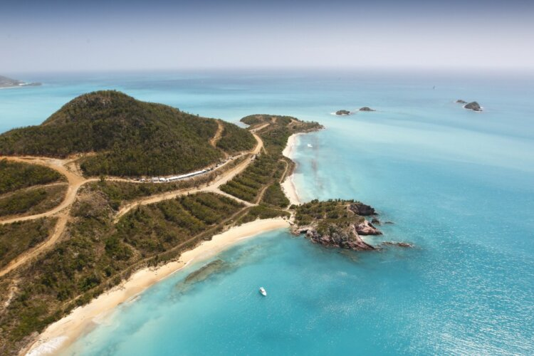antigua pearns point aerial